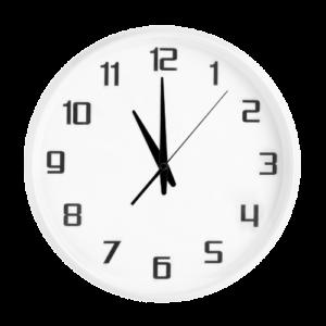 zegar - 3 kroki do szybkich zakupów - Wenteo +150