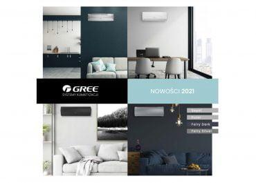 Nowe modele klimatyzatorów Gree już dostępne!