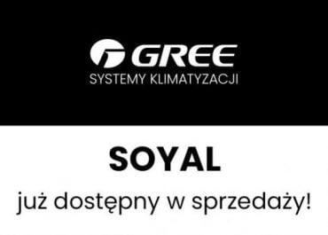 Gree SOYAL już w sprzedaży